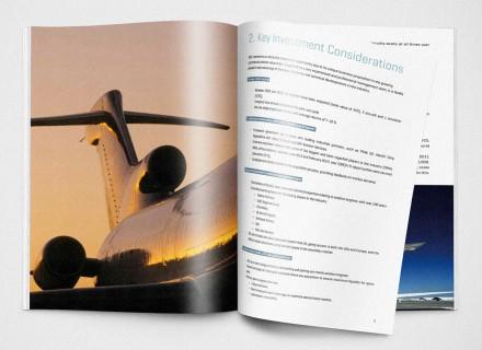 Aero Invest - grafisch ontwerp vormgeving en opmaak door Graffito