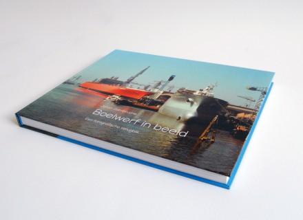Boelwerf in beeld: vormgeving, lay-out en opmaak boek door Graffito