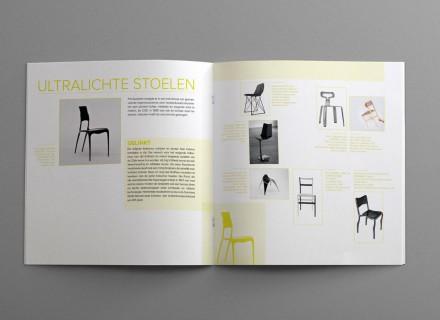 lay-out + opmaak door Graffito voor Design museum Gent