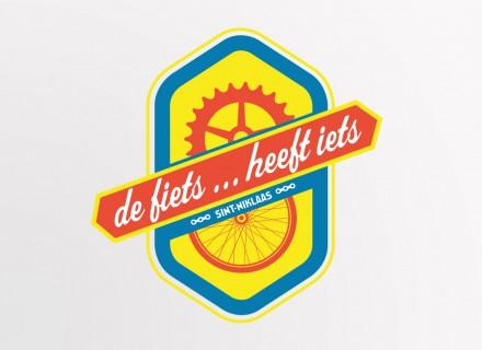 Logo ontwerp Graffito - 'De fiets heeft iets'