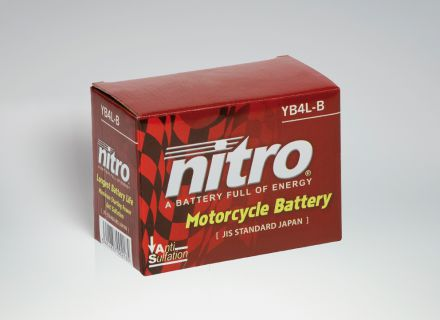Nitro Batteries DC Afam - Ontwerp + opmaak verpakkingen door Graffito Gent