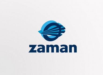 Zaman logo + huisstijl door Graffito nv