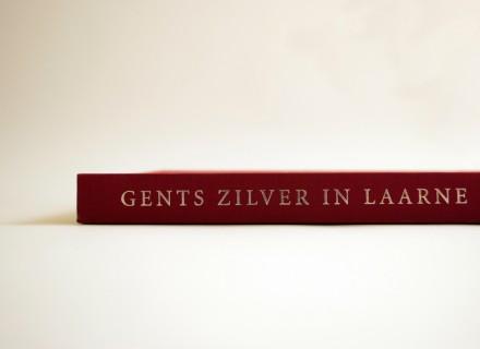 Graffito Gent Ontwerp + opmaak boek Gents zilver in Laarne