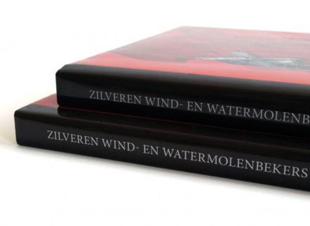 Graffito Gent Ontwerp + opmaak boek Zilveren wind- & watermolenbekers