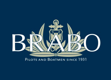 Brabo loodsen en bootlieden - logo en huisstijl door Graffito nv Gent