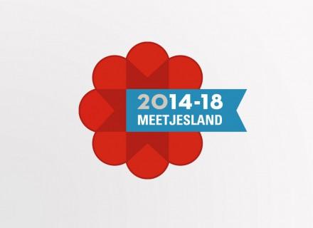 Eerste Wereldoorlog Meetjesland - logo + huisstijl ontwerp door Graffito voor Comeet.
