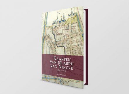 Graffito verzorgde de opmaak van het boek 'Kaarten van de abdij van Ninove', geschreven door Jaak Ockeley, in opdracht van Provinciebestuur Oost-Vlaanderen.