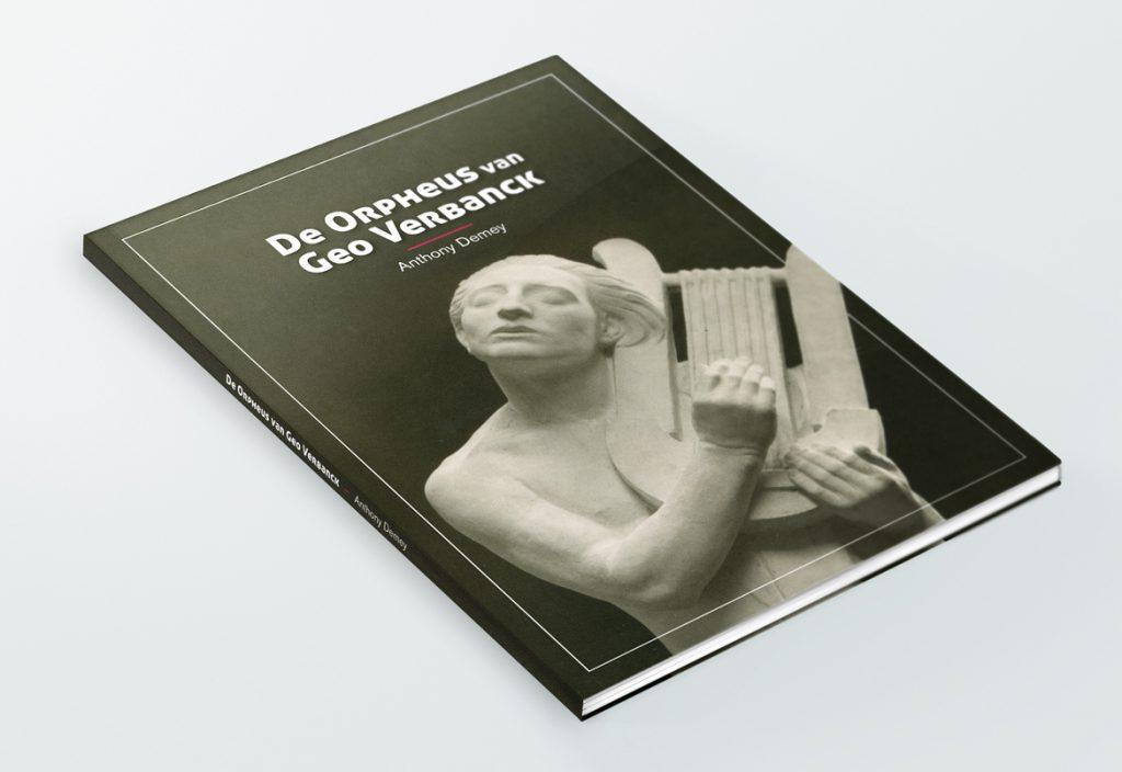 Voor stichting Geo Verbanck zorgde Graffito voor de grafische vormgeving en opmaak van het boek 'De Orpheus van Geo verbanck'. Dit boeiende boek van auteur Anthony Demey gaat dieper in op het monumentale beeld van de mythische zanger Orpheus die de Gentse beeldhouwer Geo Verbanck in 1948 maakte.